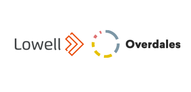 lowell overdales logos